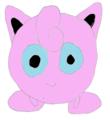Jiggly Puff - jigglypuff fan art