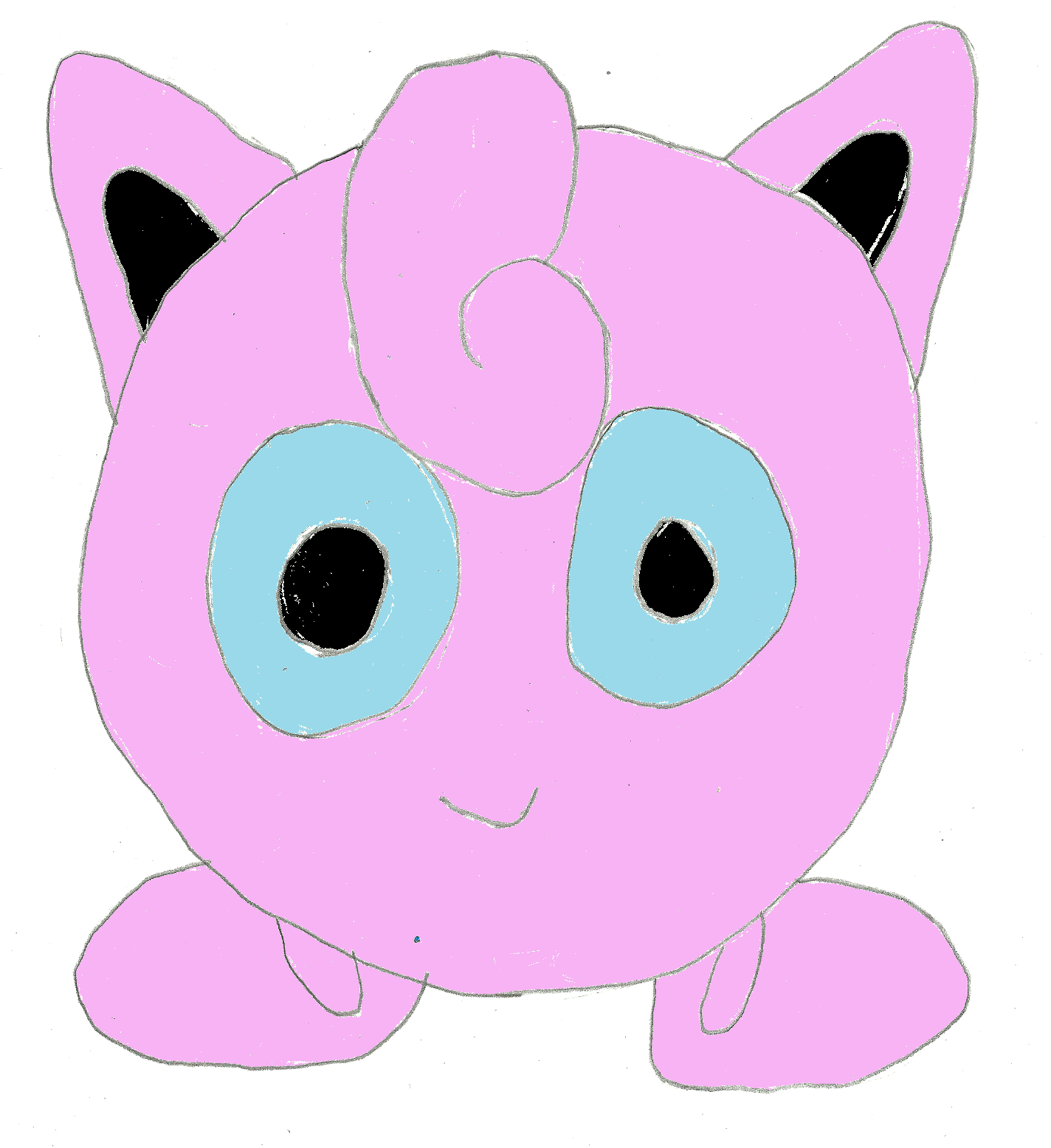 Jigglypuff Images Jiggly Puff Hd Wallpaper And Background Photos