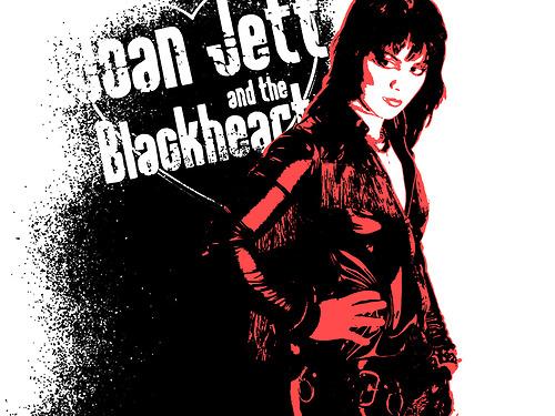 Rock N Roll Girls Images Joan Jett Fanart Wallpaper And