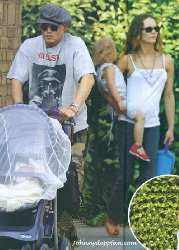 Johnny Depp's kids
