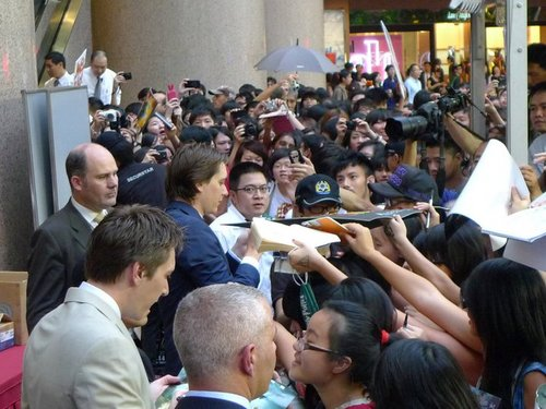 Jul16: Hong Kong premiere