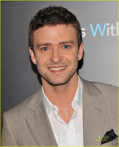 Justin Timberlake: 'Friends with Benefits' Premiere!