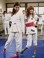 KARATE YA!!!!!! - zendaya-and-bella-thorne fan art