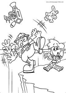 KND Coloring Pages