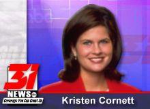 Kristen Cornett from WAAY-TV - (2000)