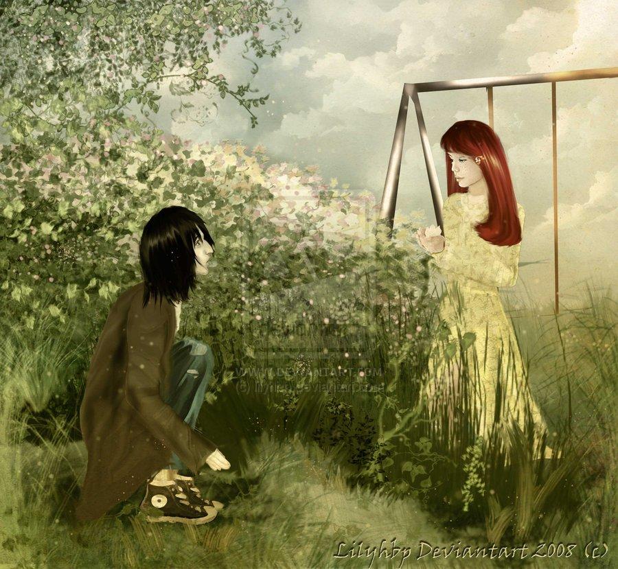 Lily And Snape Severus Snape Fan Art 23875451 Fanpop