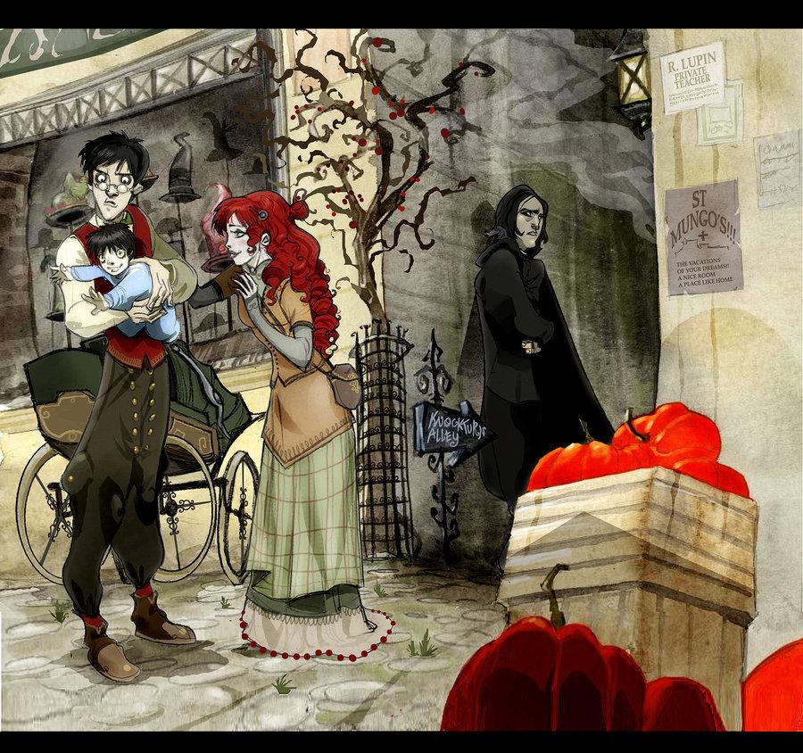 Snape Und Lily