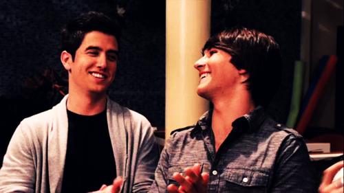 Logan and James!