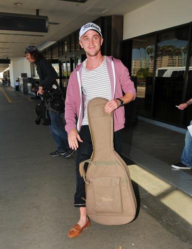 Los Angeles International Airport - 18 July 2011