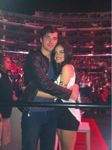Lucy & Ian