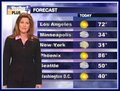 MSNBC Extended Forecast - (2007)