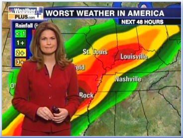 MSNBC Weather Segment - (2007)