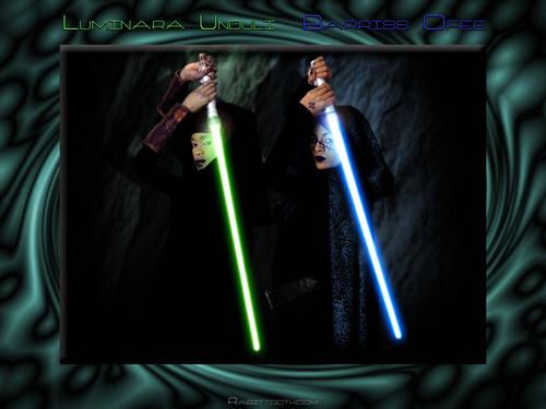 Master and Padawan