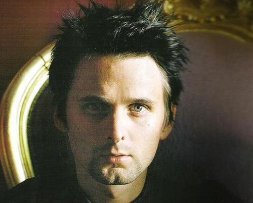 Matthew Bellamy wallpaper containing a portrait entitled Matt (: