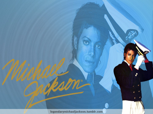 Michael Jackson Sailor