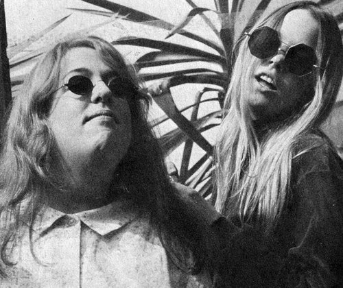 Michelle Phillips & Mama Cass