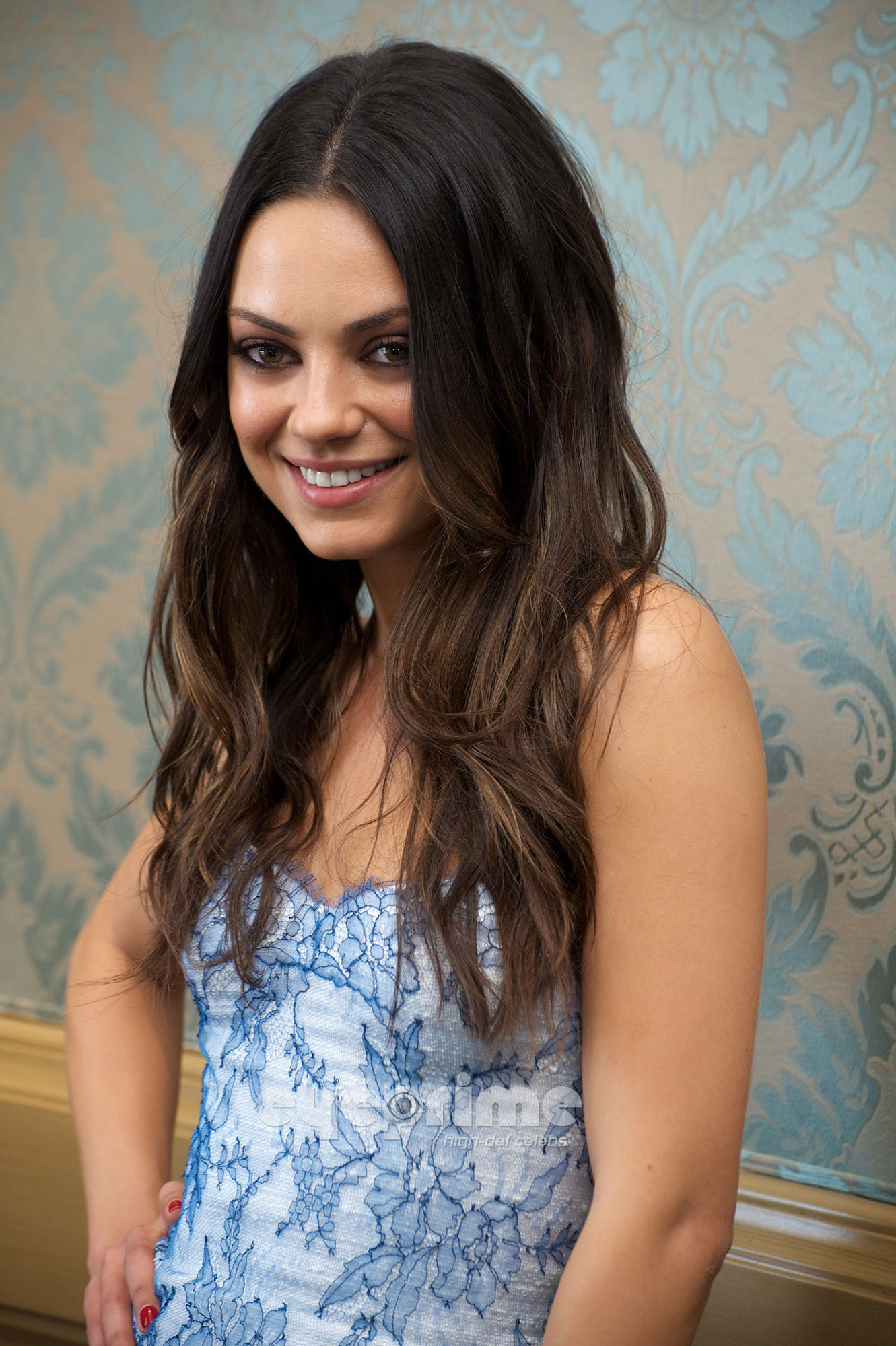 Mila Kunis : Friends With Benefits Press Conference