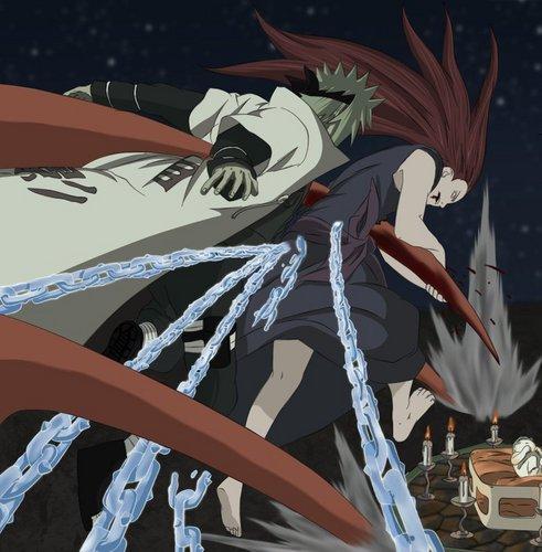 Minato and Kushina :'(