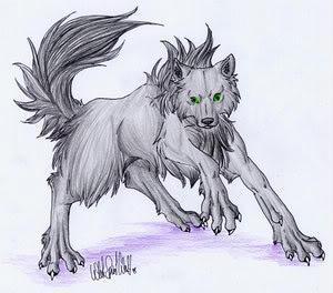 Momo (Werewolf Form)