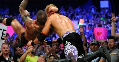 Money In The Bank 2011 Results