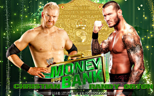 Money In The Bank 2011 kertas dinding