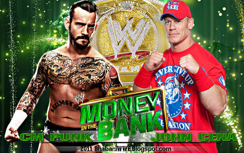 Money In The Bank 2011 Wallpaper - wwe Wallpaper