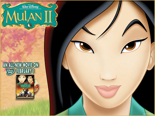 Mulan wallpaper entitled Mulan 2 wallpaper