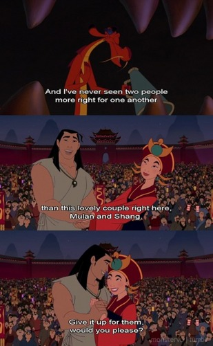Mulan wallpaper probably with a sign and anime titled Mushu Mulan II screencaps