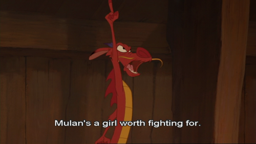 Mushu 뮬란 II screencaps
