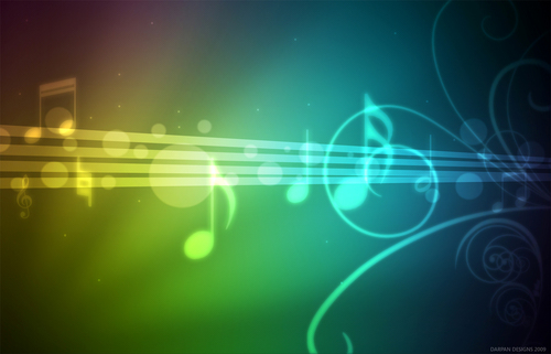 Musica wallpaper titled Musica notes
