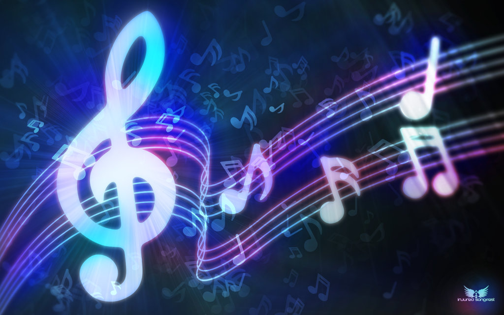 Music Notes Music Wallpaper 23865235 Fanpop