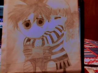 My Amine Drawings