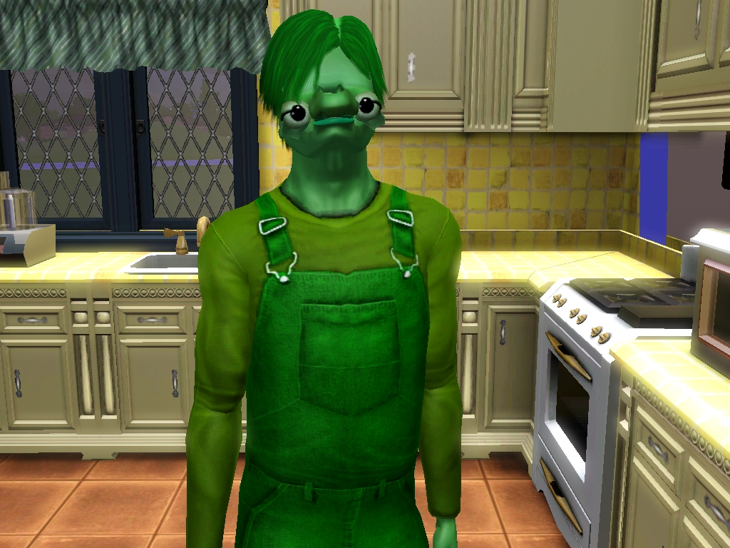 The Sims 3 Images My Family Horrorland Hd Wallpaper And