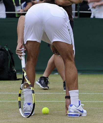 Nadal wimbledon underwear is Armani ?