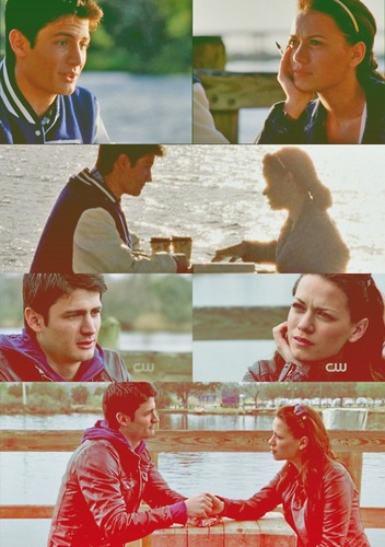 Naley ♥ - naley Fan Art