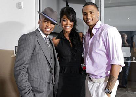 Ne-Yo 壁紙 with a business suit, a suit, and a well dressed person called Ne-Yo