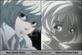 Near looks just like Mytho
