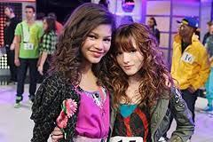 Nice - zendaya-and-bella-thorne Photo