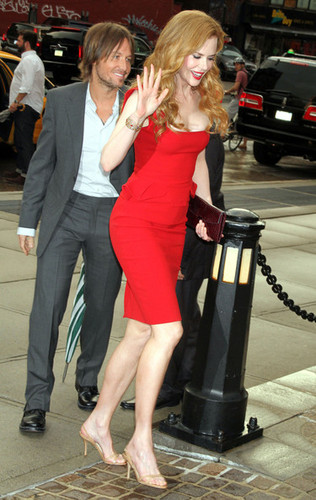 """Nicole and Keith: Screening Of """"Snow Flower And The Secret Fan"""""""