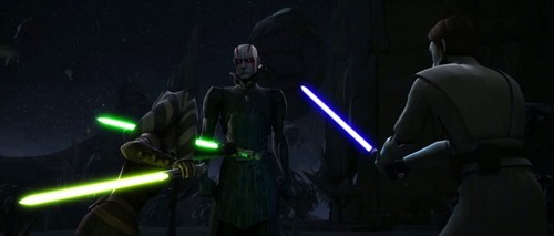 Obi,Snips, and dark Jedi sith