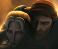 Obi-wan and Satine - jedi-couples photo