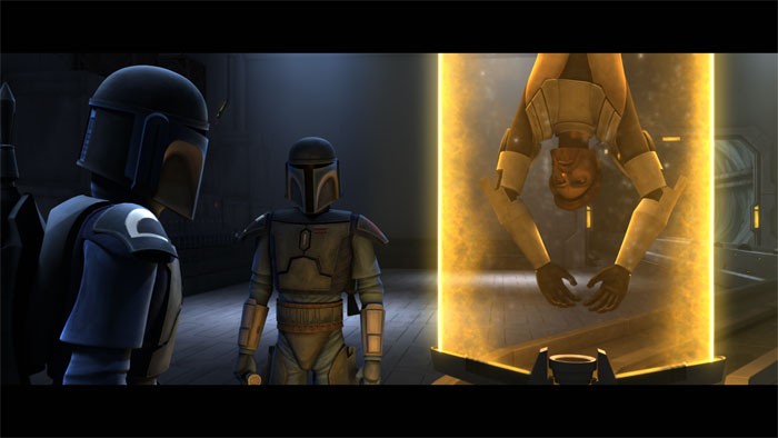 Obi-wan in trouble!