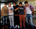 One Direction in Sweden 18/7/2011