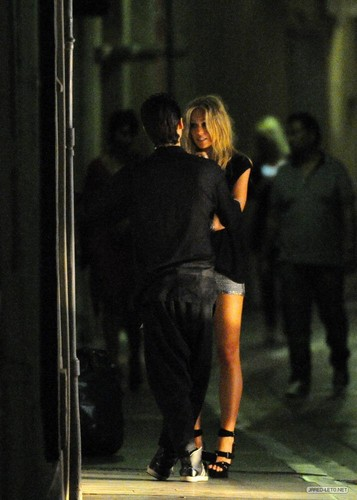 Out in St Tropez - 17 July 2011
