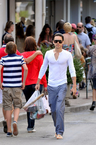 Out in St. Tropez - 19 July 2011