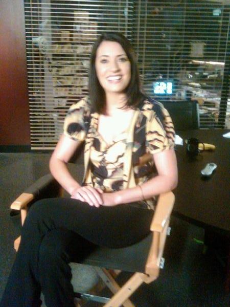 Paget - E! News Interview