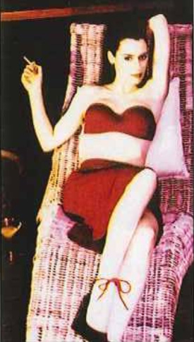 Paget is SMOKIN' Hot!!! - paget-brewster Photo