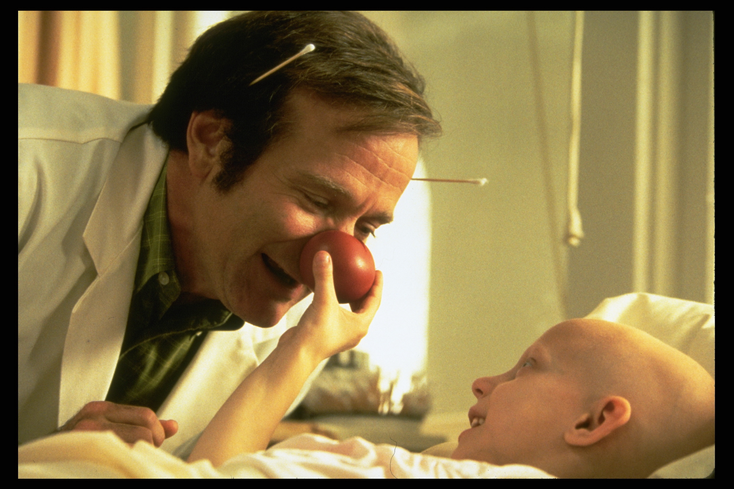 Frases De Robin Williams En Patch Adams