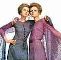 Pattie Boyd & Twiggy - pattie-boyd photo