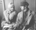 Pattie &amp; Ringo - pattie-boyd photo
